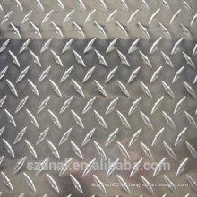 3003H14 Aluminium Checker Diamond Platte für Bodenbelag