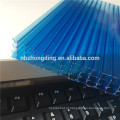 Painel oco de policarbonato ISO / CE / SGE 8mm