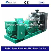Генераторы генераторов переменного тока генератора Quanchai мощностью 7.5 кВт 9KVA