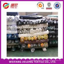 Stock de tissu de vêtement de spandex de CVC pour le pantalon ou la chemise