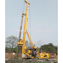 FD128A große Drehmoment voll hydraulische Medium und kleine Drehbohrmaschine