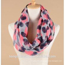 2016 Lady gedruckt Unendlichkeit Schal Loop Schal