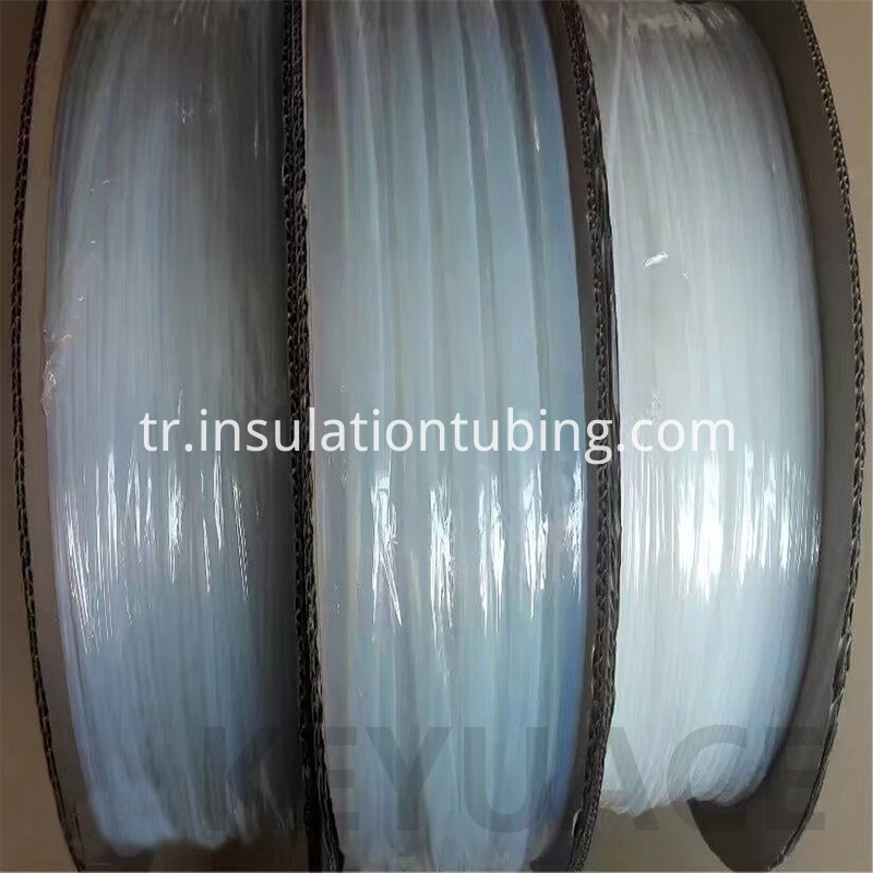 Clear Teflon Heat Shrink Tube