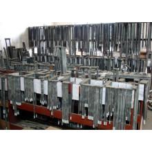 Éléments de chauffage Sic utilisés dans divers fours et fours électriques à haute température