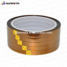 heat resistant adhesive tape for sublimation printing use