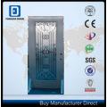 Декоративные Стекла, Вставленного Магазина Входная Металлическая Дверь