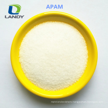 MUNICIPAL WASTEWATER TREATMENT ANIONIC FLOCCULANT POLYACRYLAMIDE POLYMER
