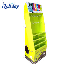 Custom Cardboard Fashion Mobile Accessories Display Stand,Display Stand For Mobile Accessories