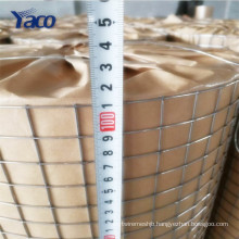 1x1/2 bird cage galvanized welded wire mesh roll for chicken cages