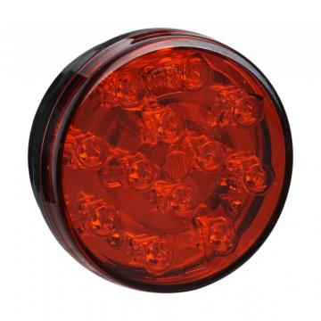Emark 10-30V LED Trailer Bus Tail Lamps