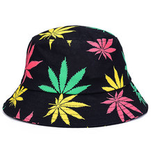 Chapeau de seau d'usine chapeau de panama d'été chapeau de pêche