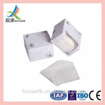 Toalhetes não tecidos descartáveis do removedor da composição do spunlace