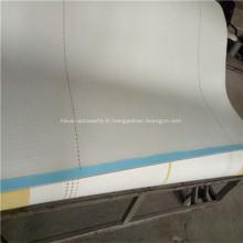 Ceinture corrugatrice à bord renforcé en kevlar