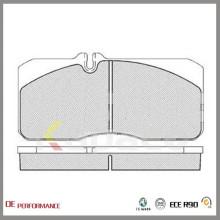 WVA 29055 Kapaco High Performance Premium Sin Pastillas de Freno para Renault