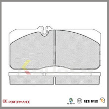 WVA 29055 Kapaco High Performance Premium No Dust Brake Pads For Renault