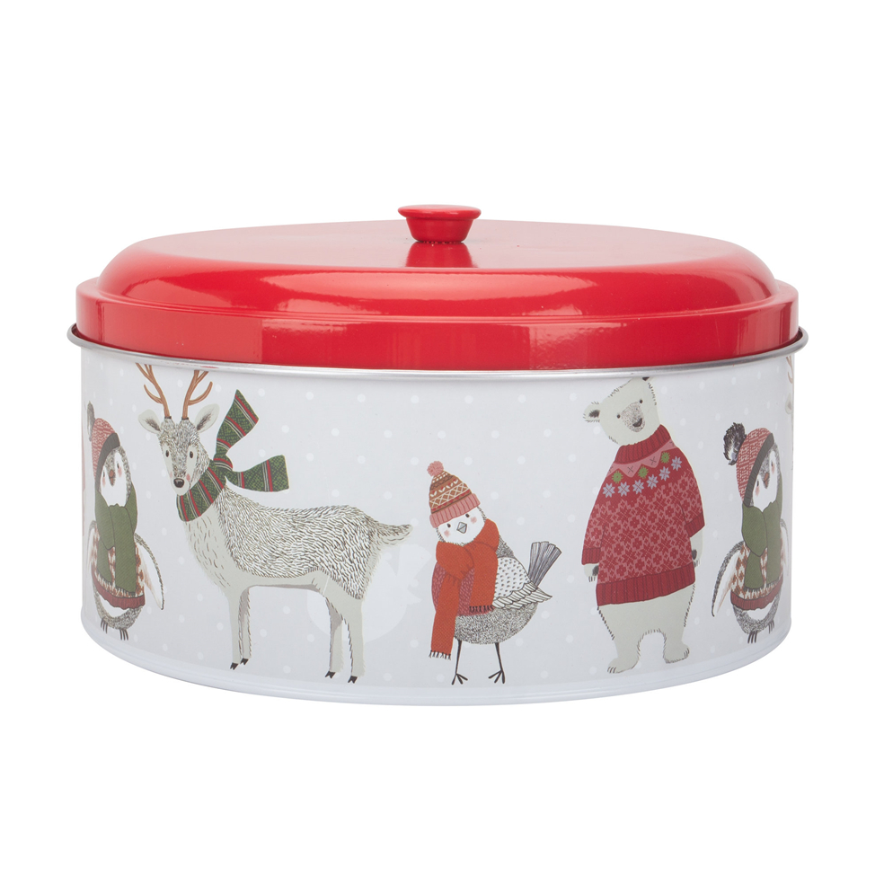 Cookie Container Ideas For Christmas