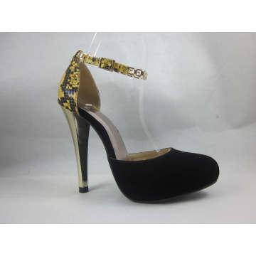 New Fashion High Heel Ladies Summer Sandals (HCY03-033)