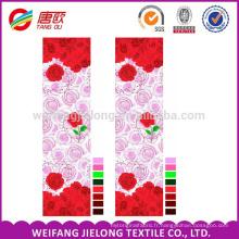 polyester imprimé Fabric180D pour l'emballage d'opp de feuille de lit