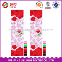 polyester printed Fabric180D for Bedsheet opp packing