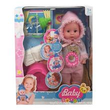 16 Дюймов Симпатичный Винил Реалистичные Возрождается Игрушки Куклы (10252795)