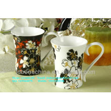 0white body bone china porcelain stoneware earthenware coffee ceramic mug