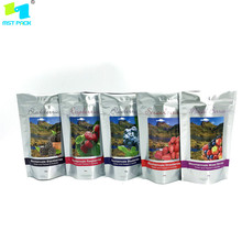 Customized Printed Snack Food Heat Seal Packaging Bag