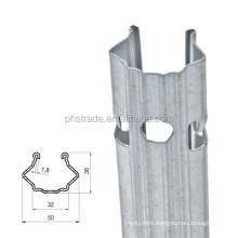 galvanised steel vineyard trellis post with high quality