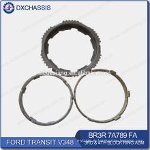 Genuine Transit V348 3RD y 4TH Block Ring Asm BR3R 7A789 FA