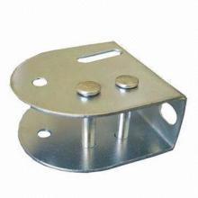 Precisão aço inoxidável / alumínio carimbar parte (jx041)