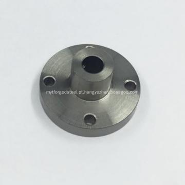 Usinagem de flanges de aço inoxidável para aparelhos