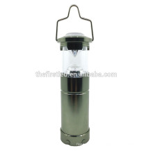 Portable Camping Laterne 300 Lumen LED 4X 1.5V AA Camping Licht