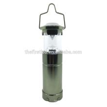 Lanterna de acampamento portátil 300 Lumen LED 4X 1.5V AA Camping Light