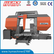 GW42130 heavy duty horizontal band sawing cutting shearing machine