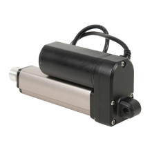 Actuador lineal eléctrico de 12 voltios CC para maquinaria