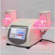 5 В 1 Лазерная LiPo Нили Липолиз 10 колодки для похудения Вес потеря жира Липолазер