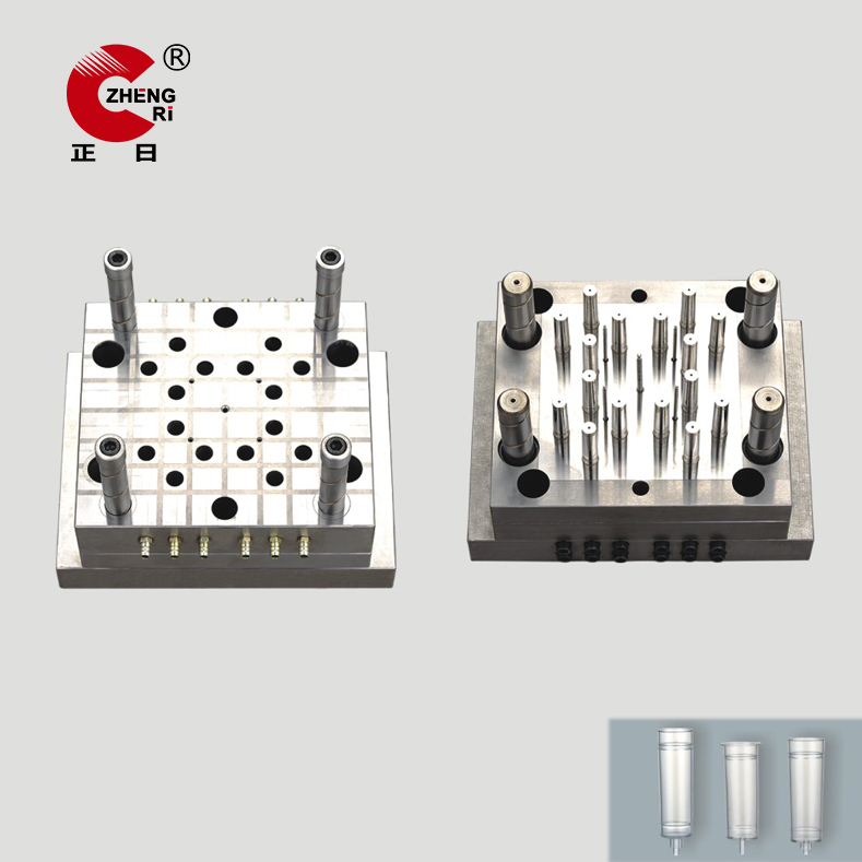 Medical Product Infusion Set Parts Mould