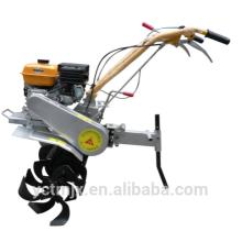Cultivador 5.5hp / 6/9/10 / 12hp con arranque eléctrico y profundidad de labranza 150 ~ 300