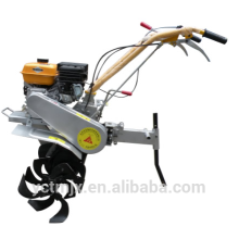 Cultivador 5.5hp / 6/9/10 / 12hp com arranque eléctico e 150 ~ 300 profundidade de cultivo