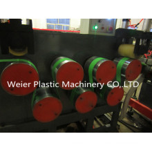 New Model High Speed Double Output Plastic Packing Strap Extrusion Machine Used Pet/PP Strapping Band Production Line