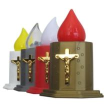 Sanctuary lampu Legacy Flameless Memorial lilin