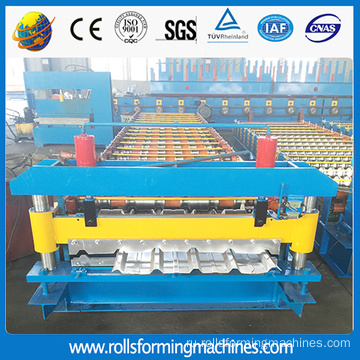 Multifunction metal sheet forming machine