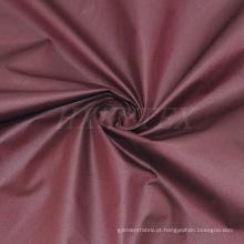 Tecido de Pongee do poliéster da listra da sombra 390t para o revestimento ocasional