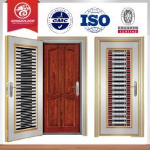 Fabricación china de la puerta de acero hecho en China puerta de la seguridad
