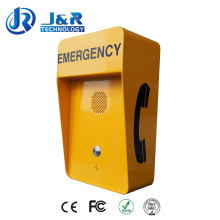 Emergency Call Pillar System, Highway Wireless Phone, Roadside Internet Phone