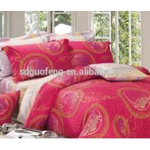surtidores de china 100% tela de sarga de algodón 100% C 40 * 40 133 * 72 110 'tela de impresión para su necesidad