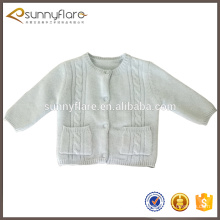 children kid warm winter cashmere cardigan sweater