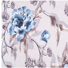 Digital Printing Bubble Crepe Knit Spandex Fabric