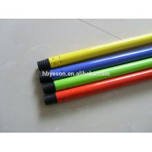 Оптовая метла ж / деревянная ручка металла 110см