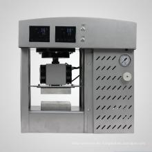 FJXHB5-E10 máquina eléctrica automática de la prensa de la resina con la presión de 10 toneladas