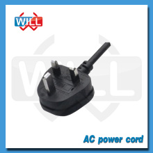 Factory Wholesale VDE Standard European AC nispt-2 power cord